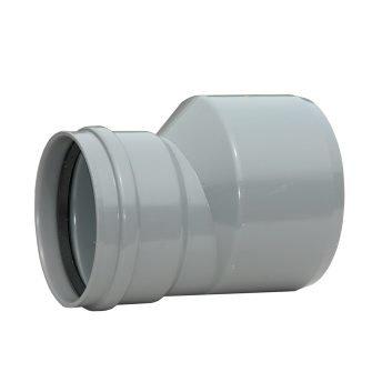 Verloop 125x110mm 1xmanchet SN4