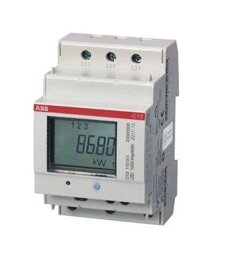Kwh meter DIN C13 400V 40amp.