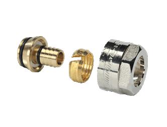 Adaptor 16x2.0mm euroconus