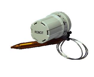 Robot thermostaatknop + dompelvoeler