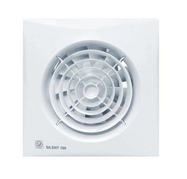 S&P ventilator 125mm + naloop
