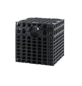 Infiltratiekrat 216 liter 600x600x600mm + aansl.
